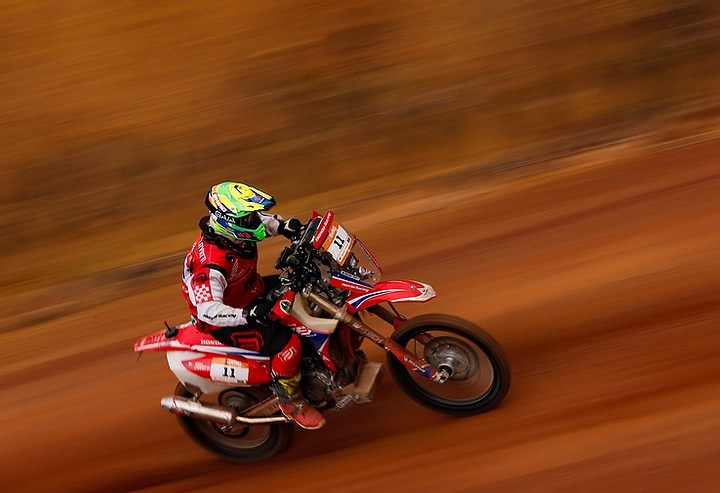 Bissinho Zavatti disputa final do Brasileiro de Rally Baja