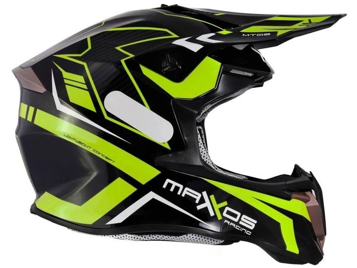 Mattos Racing lança o capacete Combat