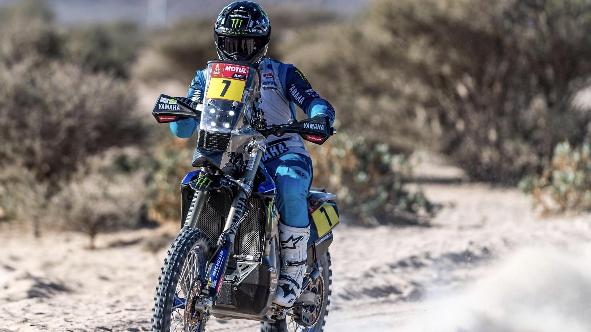 Dakar, EXTRA! Yamaha encontra água na gasolina fornecida pela organização