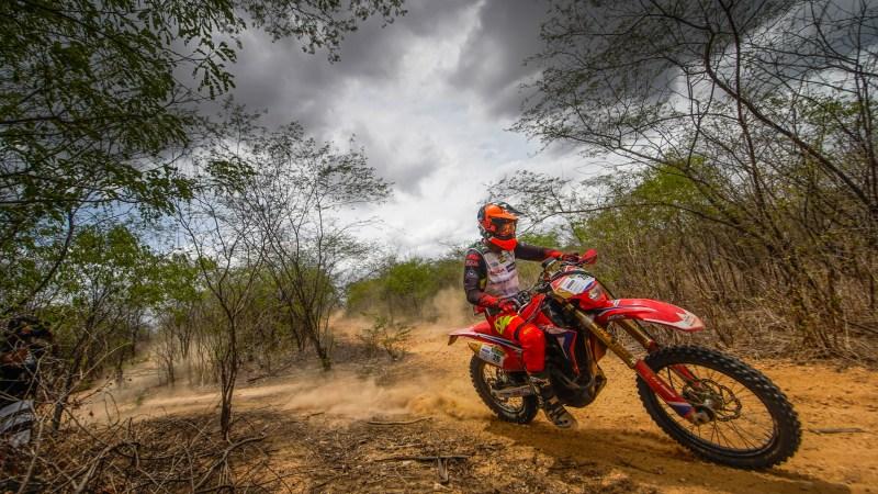 Rally Piocerá 2021 consagra grandes campeões nas motos