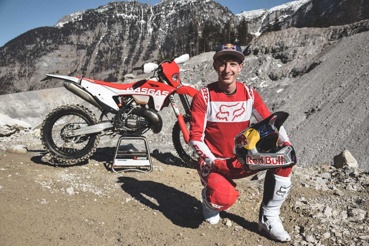 GASGAS Factory Racing contrata Michael Walkner no 2021 Hard Enduro