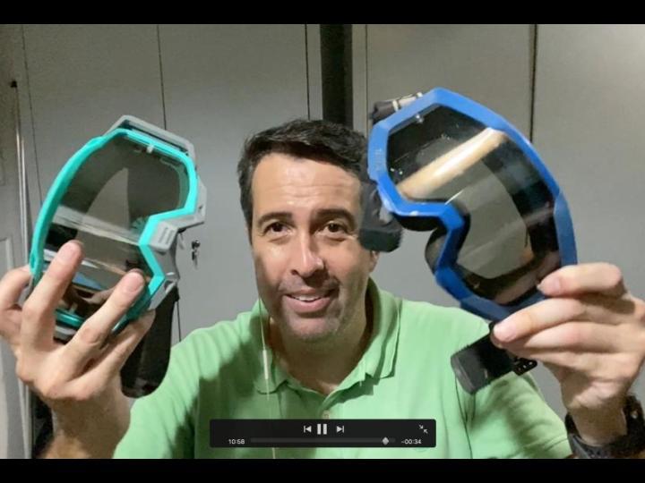 Video, Novo OCULOS Gaia MX e alguns outros….