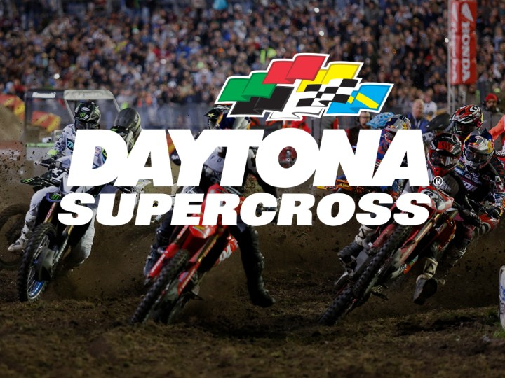 VIDEO, Daytona SuperCROSS
