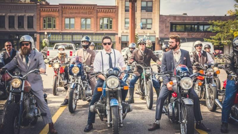 The Distinguished Gentleman's Ride 2021 será em Maio