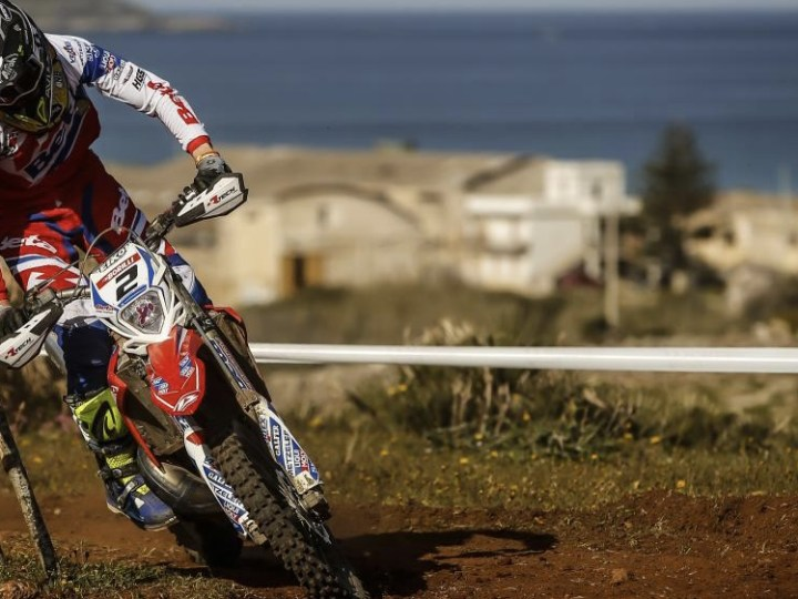 VIDEO, Enduro Italia em Custonaci