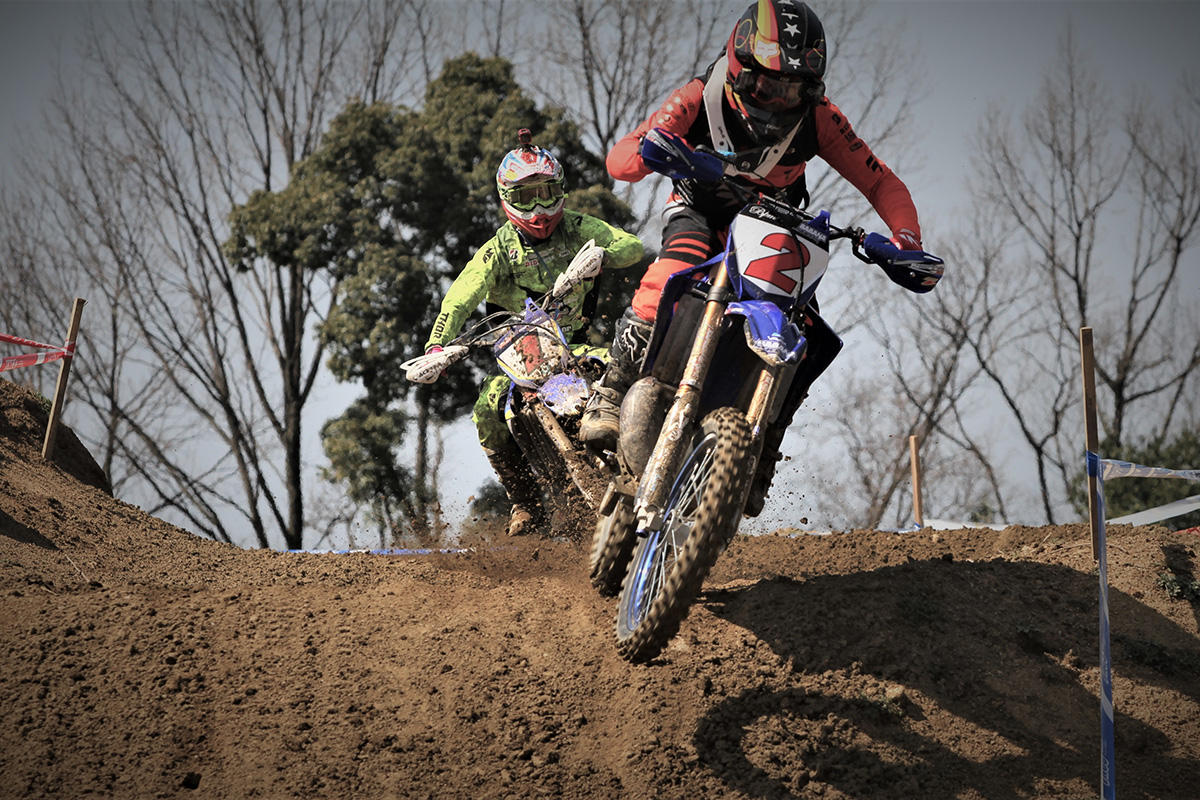 Video, Campeonato JAPONES de Enduro 2-21
