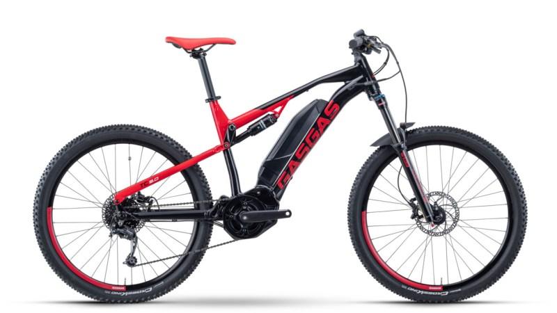 GASGAS anuncia nova linha de bicicletas eMTB