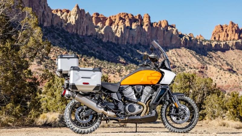 Harley-Davidson Pan America: o teste