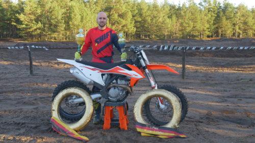 Motocross Sucess Principles, Novo Ebook de técnicas e informações GRATIS!