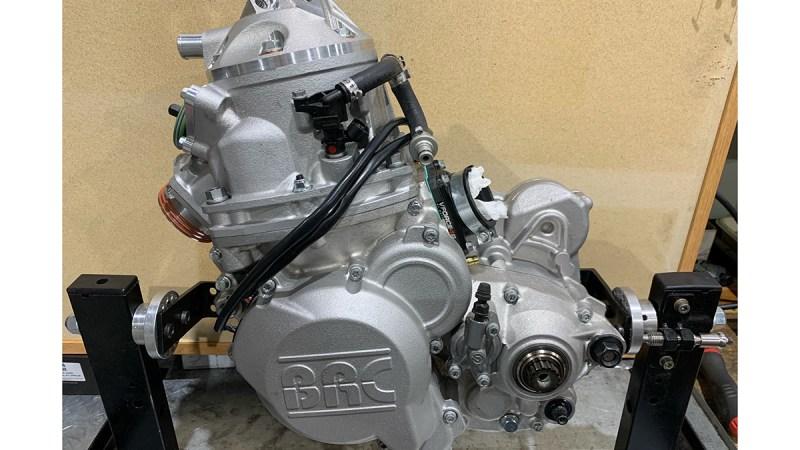 A BRC Racing transforma os motores TPi de 500 cc dois tempos em realidade