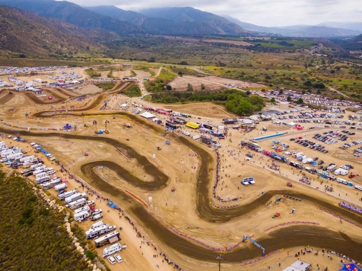 AMA Motocross, Press Day, Vídeo