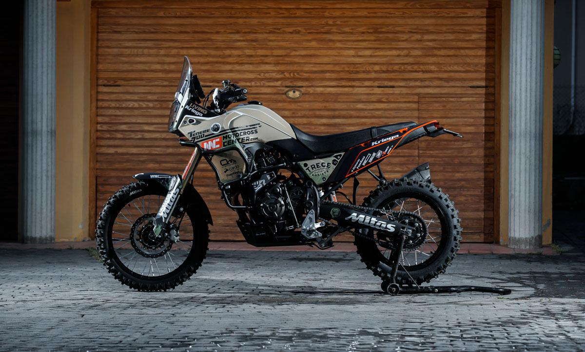 Yamaha Ténéré 700 de Pol Tarres – a melhor moto de aventura do planeta?