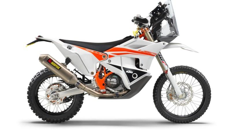 Fotos… KTM 450 Rally Factory Replica 2022