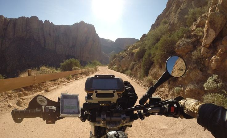 Video, RM Rides Adventure Motorcycle Series | Viciado em Phoenix