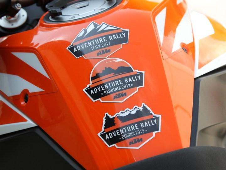 Os AJUNTAMENTOS European KTM Adventure estão de volta!