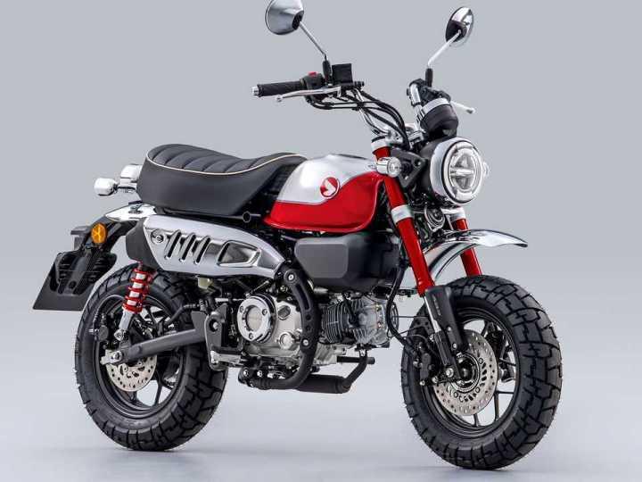 Honda apresenta a linha 2022 das lendárias Super Cub 125 e Monkey 125