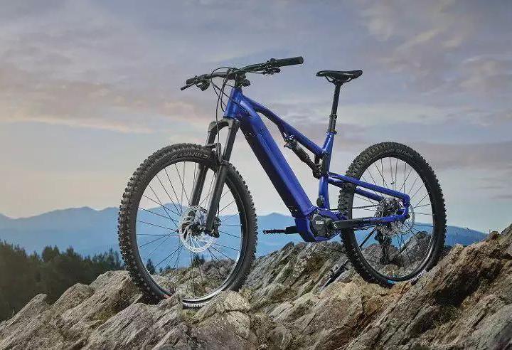 E-MTB Yamaha PW-X3