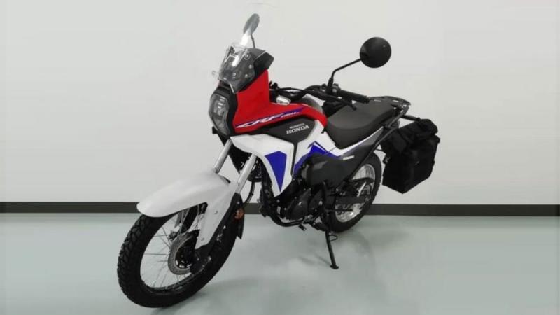 Honda lança a CRF190 na Asia