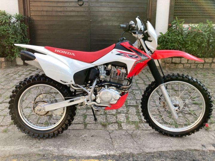 MOTOBREXO, Honda CRF 230 2020