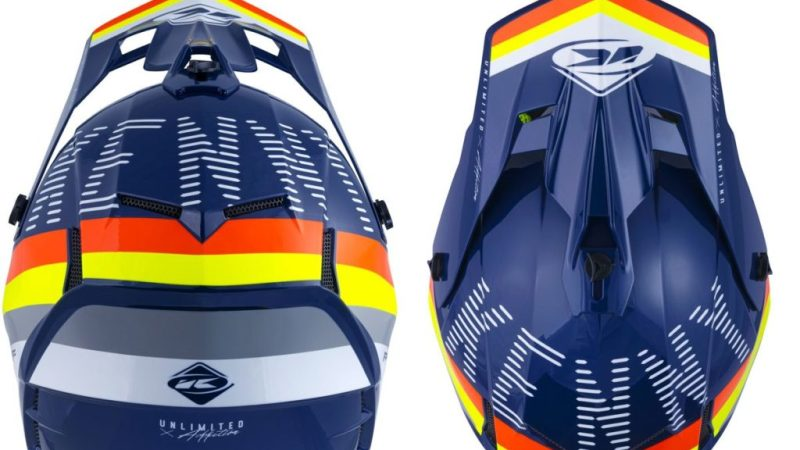Kenny Performance 2022, NOVO Capacete OFF ROAD