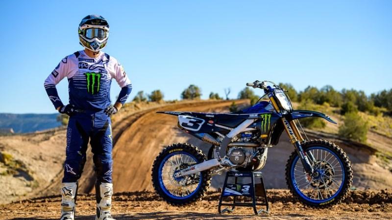 Video, Eli Tomac e Yamaha