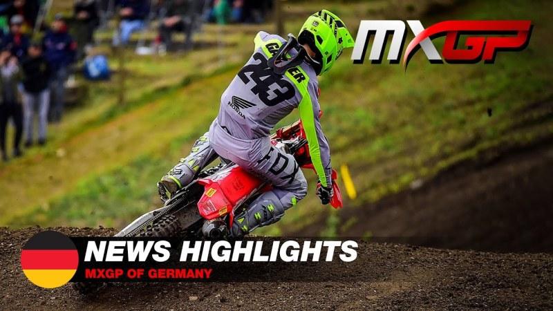 Mundial de Motocross, GP Alemanha, Vídeo