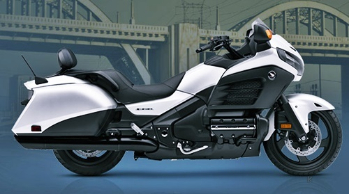 2020 Honda Gold Wing F6B Review