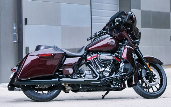 2020 Harley Davidson CVO Street Glide Limited