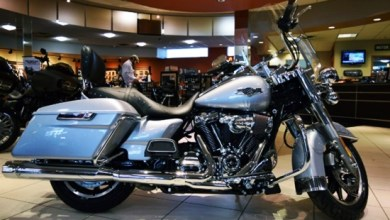 Photo of 2020 Harley Davidson Road King Special