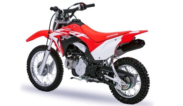 Honda CRF110F Specifications