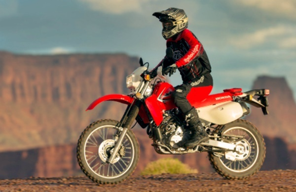 2022 Honda XR650L Review
