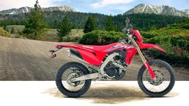 2022 Honda CRF450RL