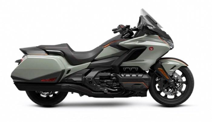 2022 Honda Gold Wing Tour