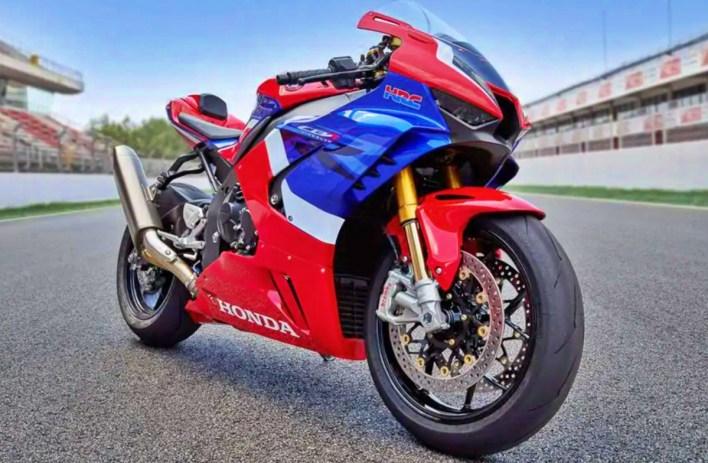 2022 Honda CBR1000RR-R FIREBLADE SP