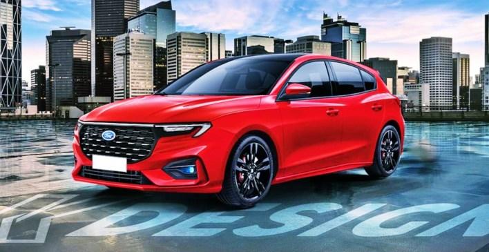 2023 Ford Focus hatchback