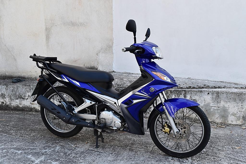 Yamaha Crypton X 135