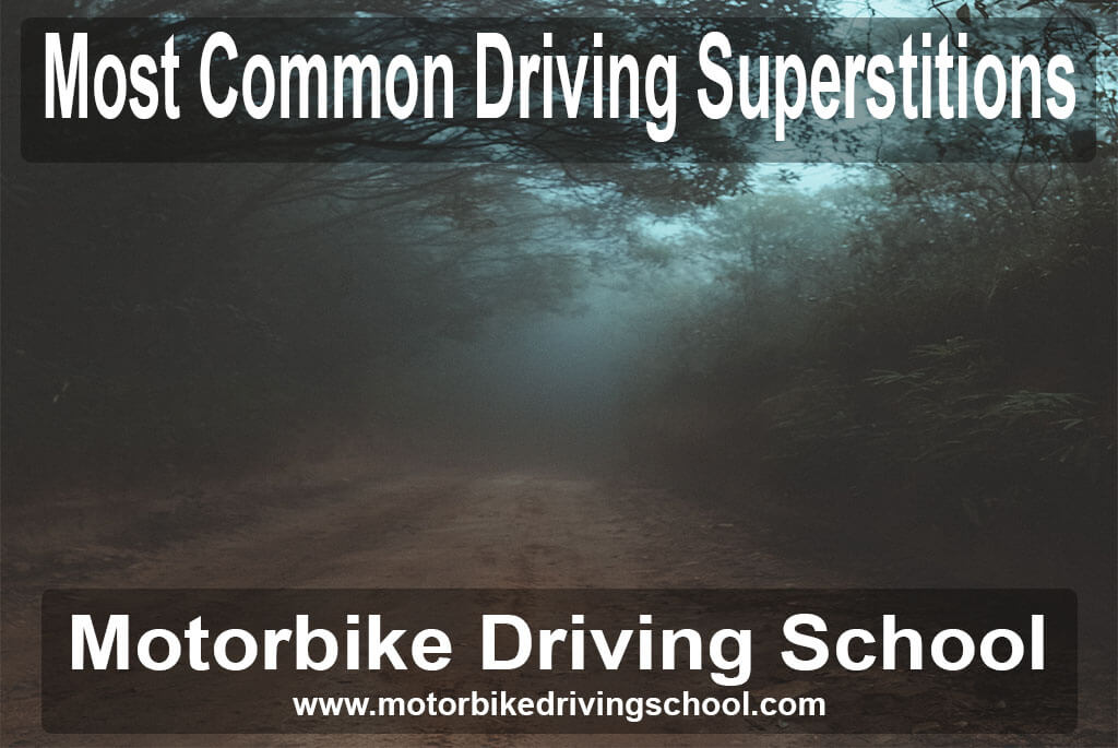 common driving superstitions