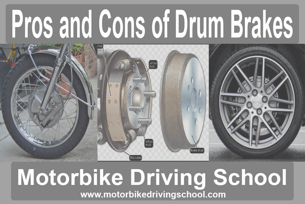 pros and cons of drum brakes