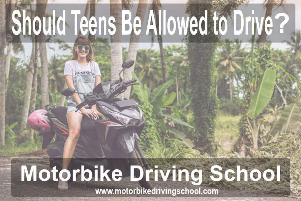 should teens be allowed to drive