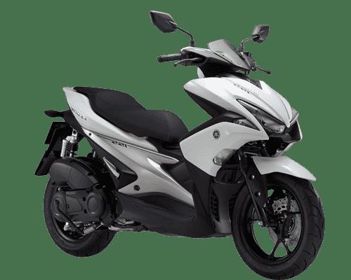 Yamaha NVX in Mui Ne Vietnam
