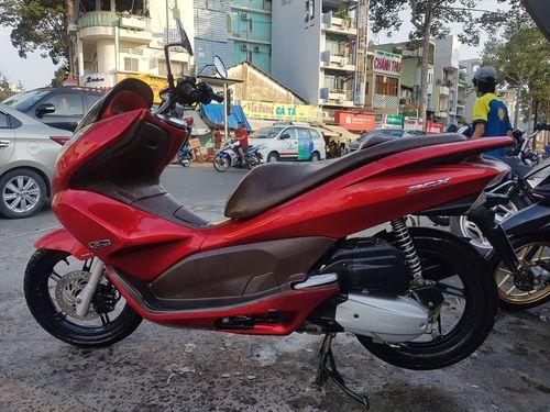 Honda PCX rental Mui Ne