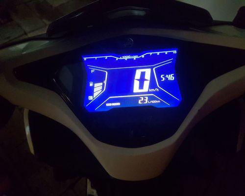 Yamaha NVX in Mui Ne