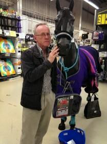 horse whisperer?