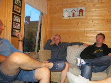 cabin talk