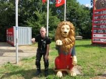 Lion work