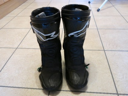 SMX boots