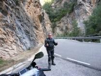 half way through the gorge