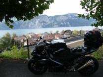 Heading towards Lucerne