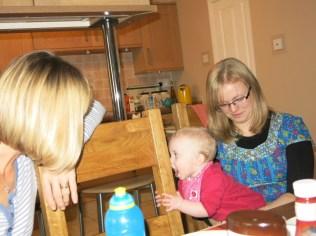 Pat, Emma & Sarah