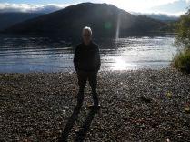 Tony at Ullswater